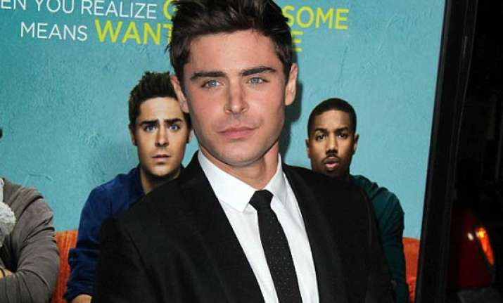 zac efron keen on designing his own clothes