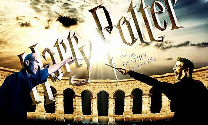 harry potter nets 43 million overseas
