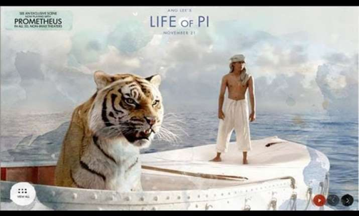 life of pi child actor ayush fulfils his father s dream