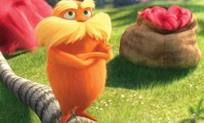 lorax trumps john carter with 39.1m weekend