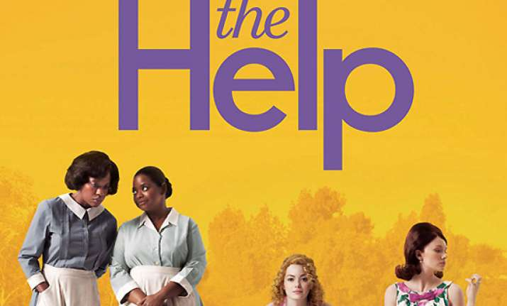 the help leads screen actors honors with 4 nods