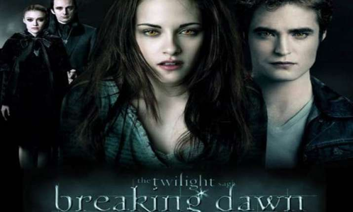 twilight tops second consecutive time at box office