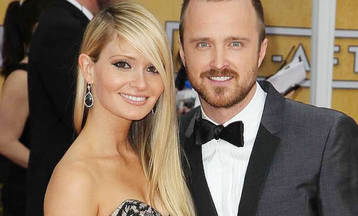 marriage is greatest thing aaron paul
