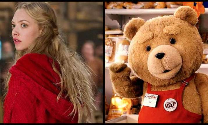 amanda seyfried joins ted 2