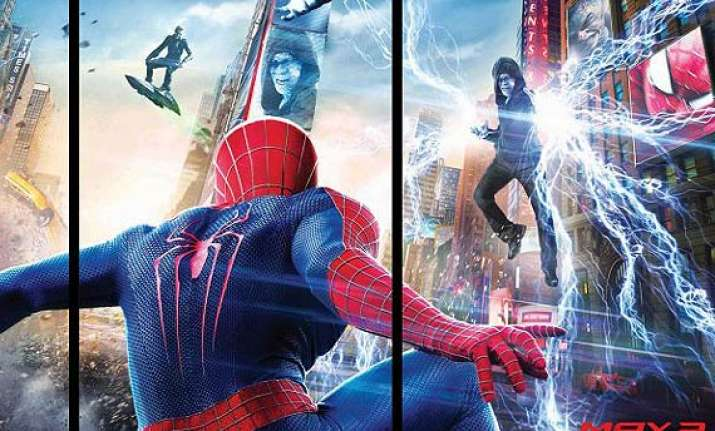 the amazing spider man 2 to release in india before us