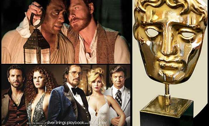 bafta awards 2014 and the winners are... see pics