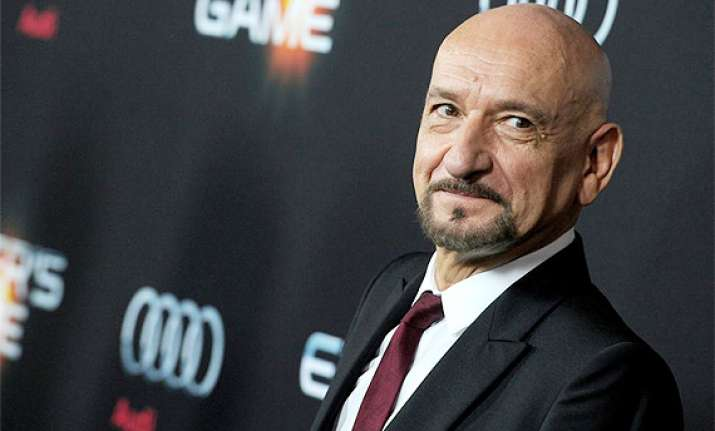 ben kingsley to voice the jungle book s bagheera