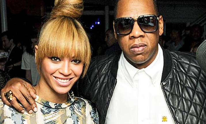 beyonce knowles slams the reports of split with hubby jay z