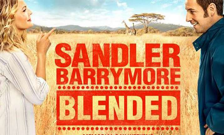 blended movie review refreshingly entertaining