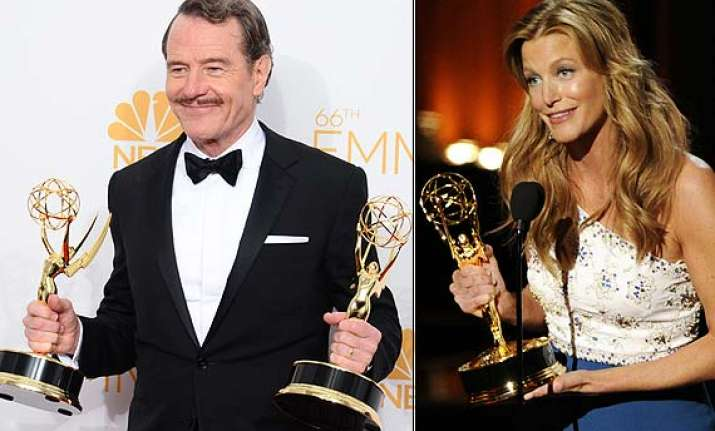 emmy awards 2014 breaking bad wins big in drama category