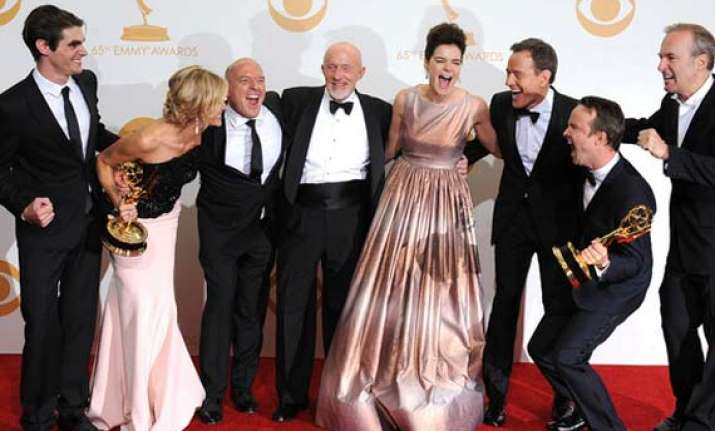 emmy awards 2014 breaking bad sweeps 66th emmy awards