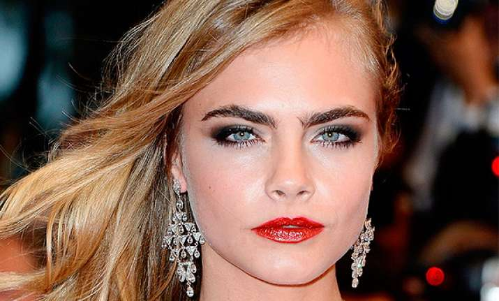 when cara delevingne s acting skills impressed co star