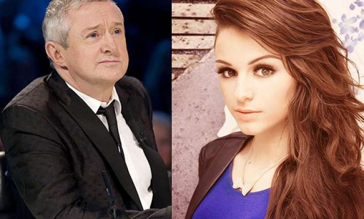 cher lloyd wants to confront louis walsh