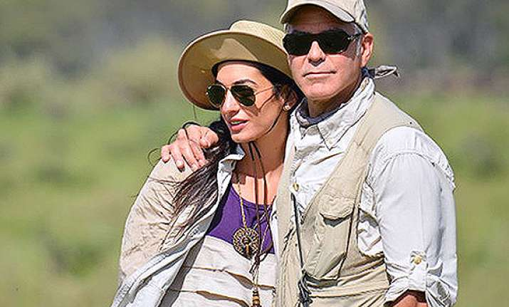 clooney alamuddin not planning for kids