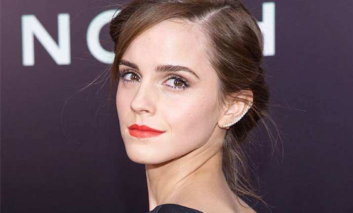 emma watson to take horse riding lessons