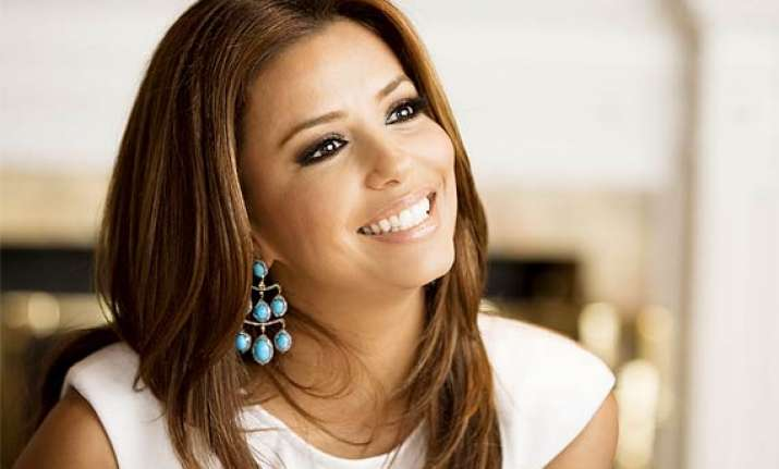 eva longoria wants a baby but not on her own