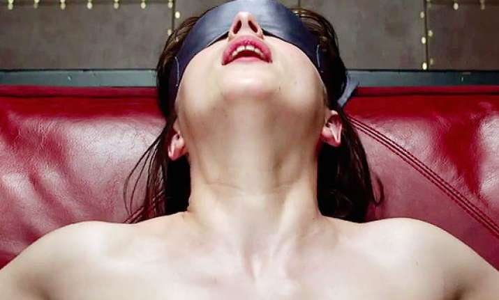 fifty shades of grey trailer review arousing and enticing