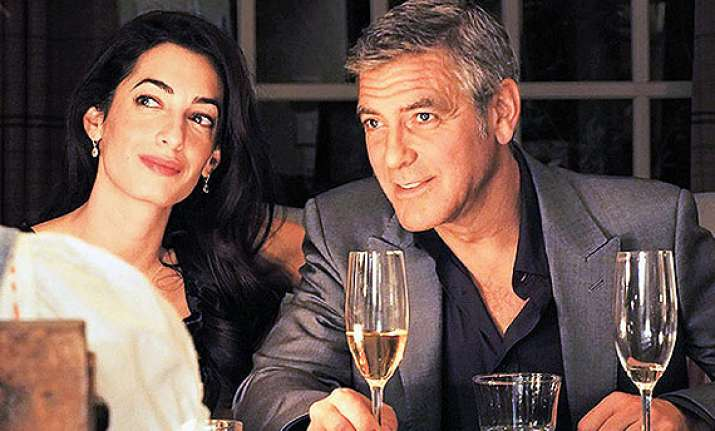 george clooney to marry in venice