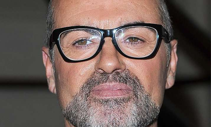 george michael more wary after illness