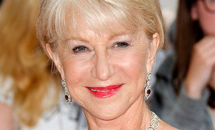 helen mirren pays tribute to dead teacher