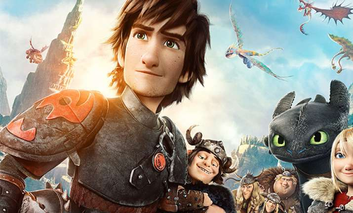 how to train your dragon 2 movie review brilliant and a