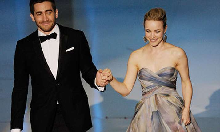 jake gyllenhaal finds rachel mcadams complete package