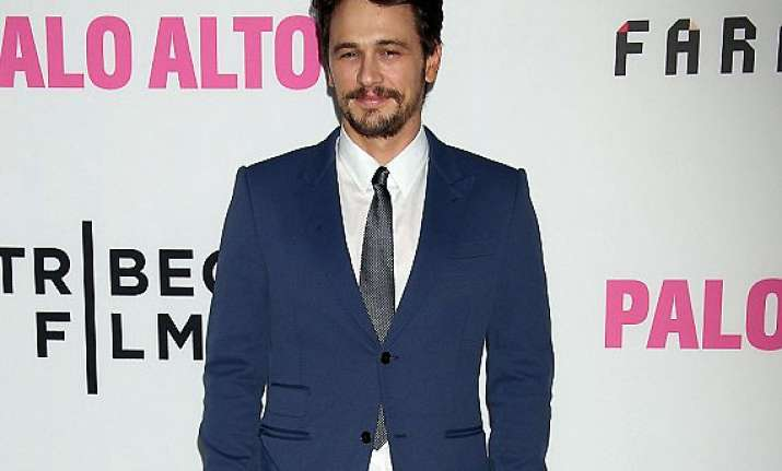 james franco denies stealing idea for movie