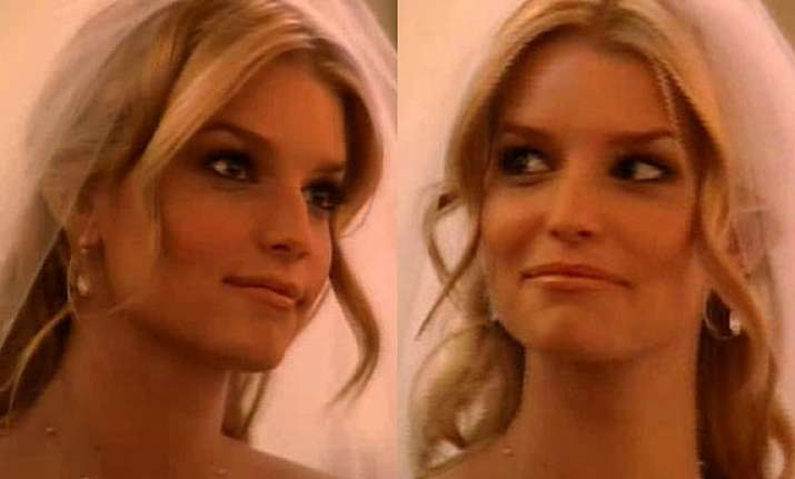 jessica simpson s wedding hair inspired by daughter