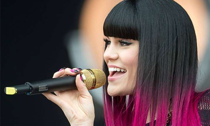 jessie. j buys bike for cerebral palsy sufferer