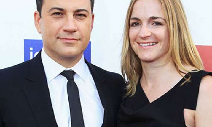 jimmy kimmel to be father for third time