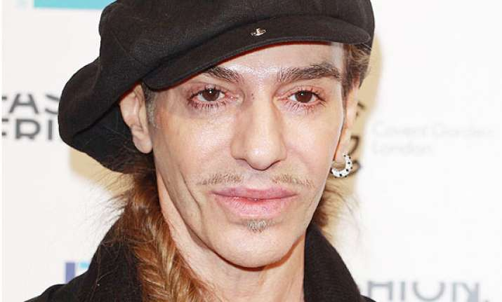 finally john galliano gets job offer
