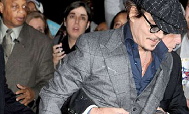 johnny depp punched by bodyguard