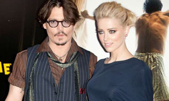 johnny depp to marry amber heard on a private island see