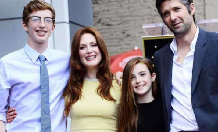 julianne moore my children know they are lucky
