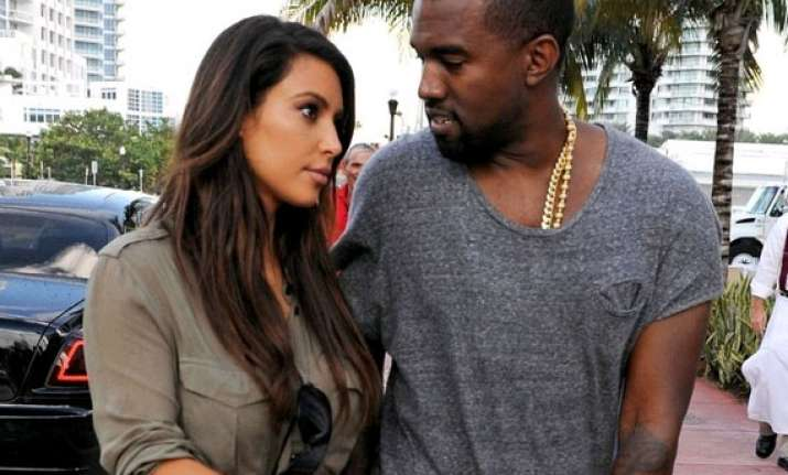 is kanye west planning not to marry kim kardashian see pics