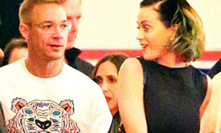 katy perry parties with new beau jockey diplo in las vegas
