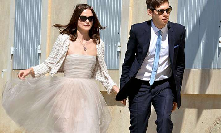 keira knightley never wanted to get married