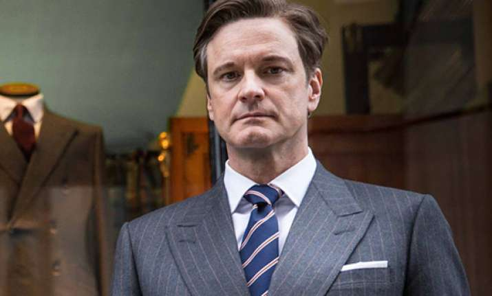 firth s clothes from kingsman... to hit stores