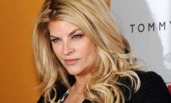kristie alley in search of a new man