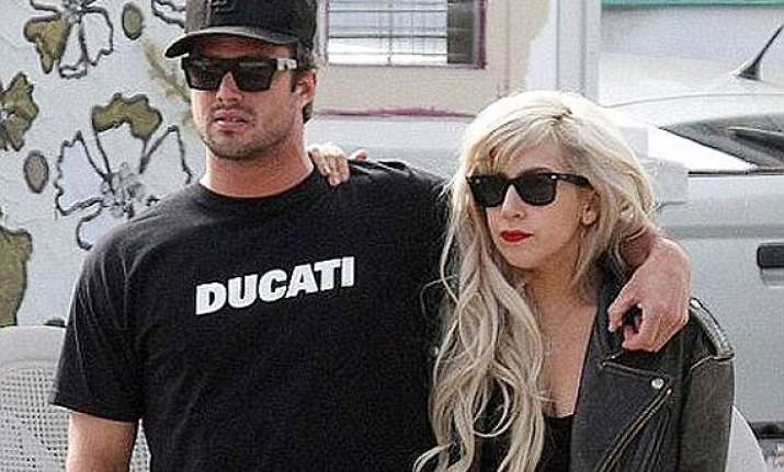 is lady gaga ready to get engaged see pics