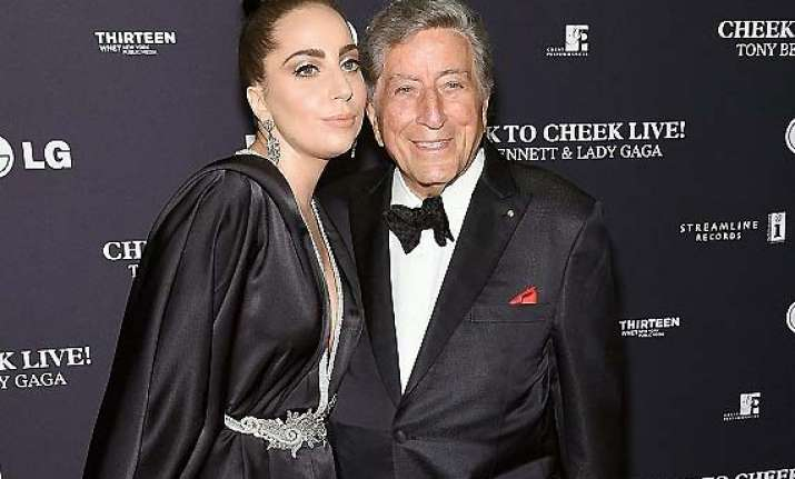 lady gaga tony bennett are the new face of fashion campaign