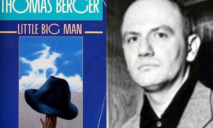 little big man author thomas berger dead