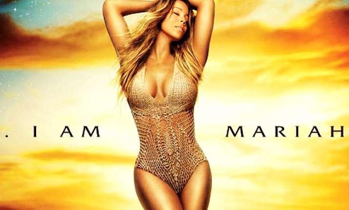 mariah carey unveils new album name