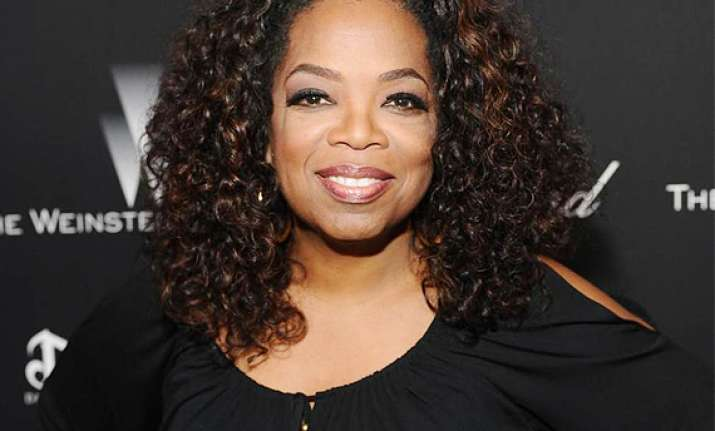 see how oprah winfrey started her career watch her first