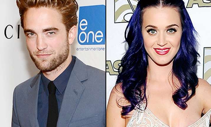 robert pattinson finds katy perry hot