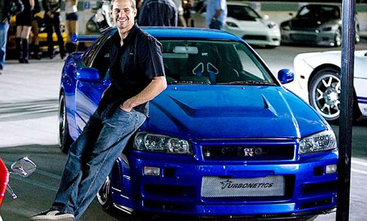 paul walker s car collection to be sold off