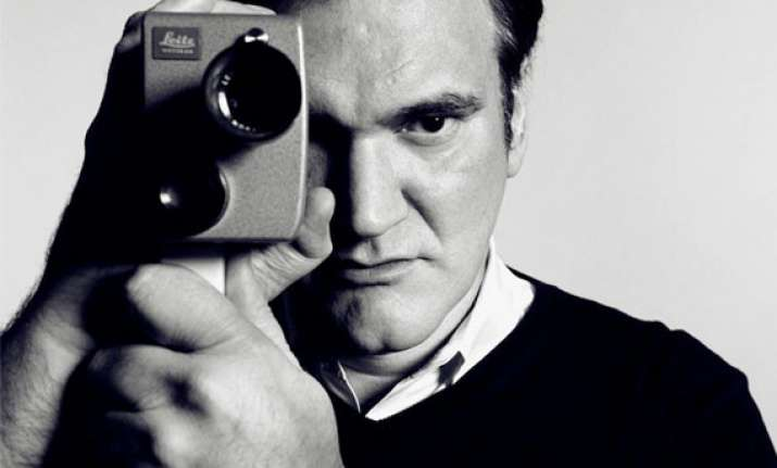 quentin tarantino geared up to direct the hateful eight