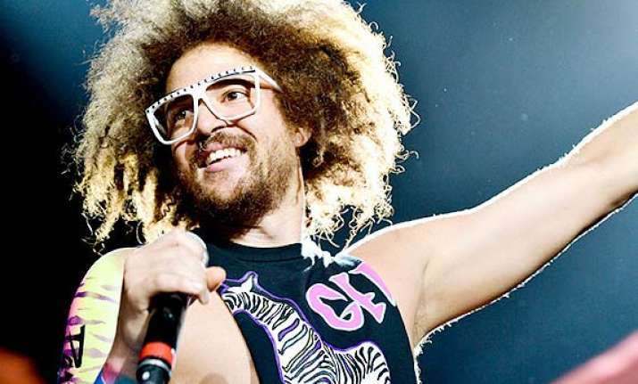 post split redfoo to give solo performance in india