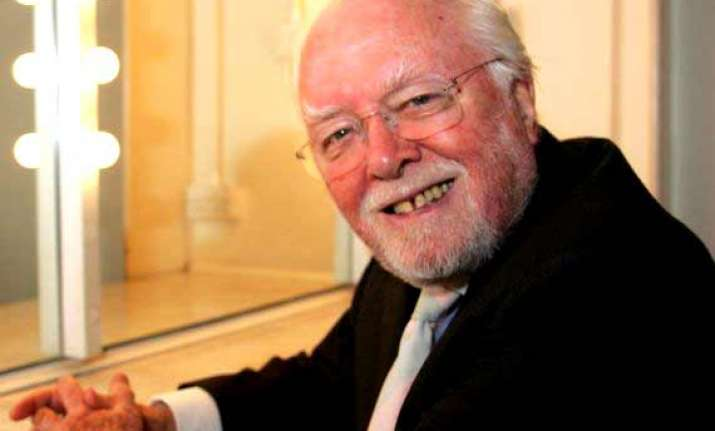 richard attenborough the man who recreated gandhi on