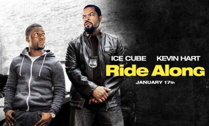 ride along box office collection near 100 million no.1 for